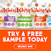 Free Whisps Cheese Crips Samples
