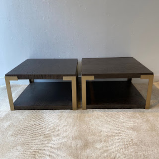 Basset Furniture Low Side Tables