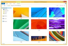 Windows 8.1 RTM 壁紙