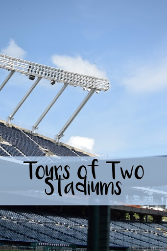 Tours of Petco Park and Kaufman Stadium