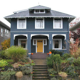 Brookhaven renovation exterior paint colors - Sherwin williams outerspace exterior ...