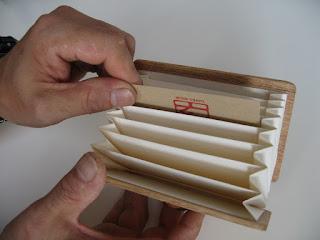 カードホルダー kumiko card holder