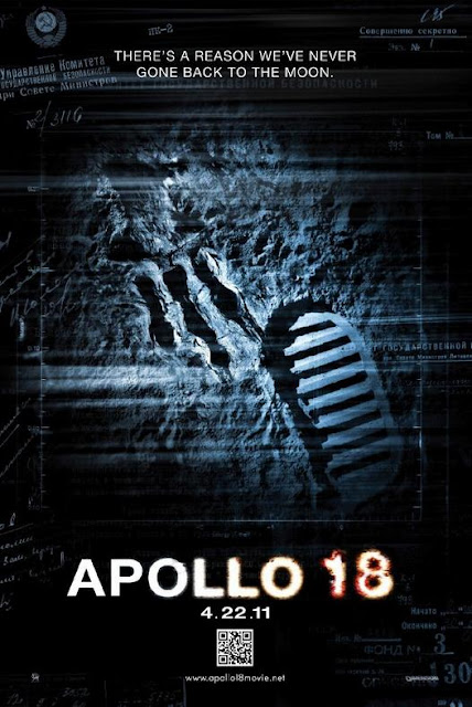 Hollywood Movies to watch - Apollo 18 - Showing April 2011
