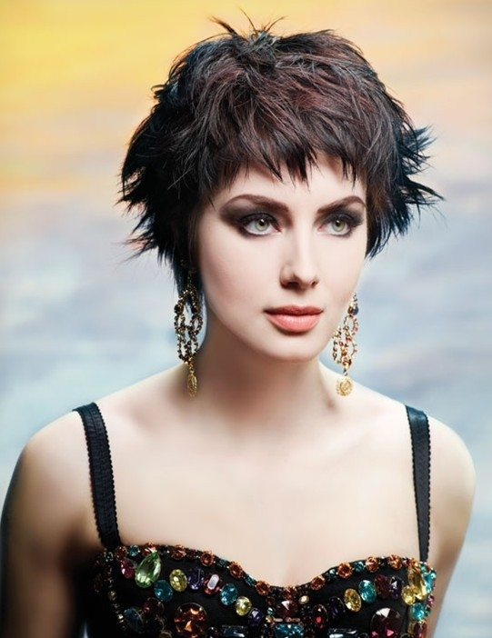 30+Super Women's Short Hairstyles ! Most Exclusive Wow 14