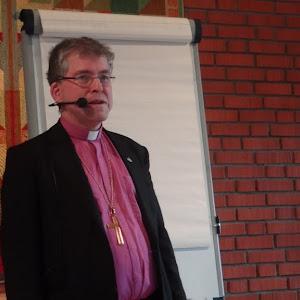 Biskopsvisitation 2013