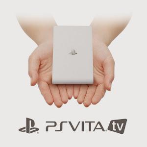 Sony PS Vita TV: Thiết bị giải trí trong lòng bàn tay