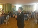 Em Gravataí, analisando o atual cenário econômico com oprefeito Marco Alba e sua equipe