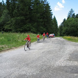 Cyklopúť na Mariánsku Horu