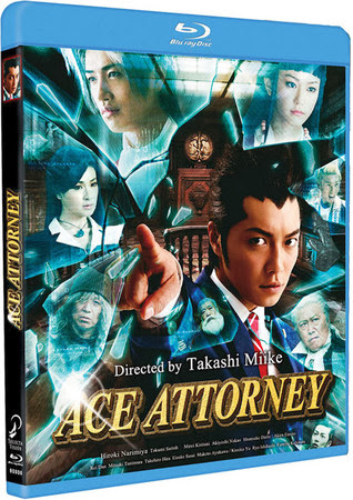 Ace Attorney [BDRip 1080p][Dual AC3][Subs][Intriga][2012]