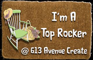 Top Rocker at 613 Avenue Create Challenge
