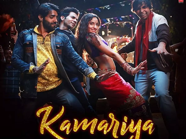 Navratri 2021 Special Song of the Day: Kamariya from Mitron Adds