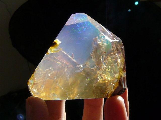 Batu Opal Butte