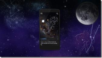 SkyView Aplicação Android