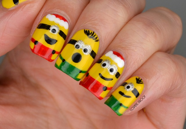 Holiday Minions (3)