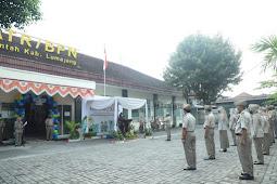 Bupati Lumajang Jadi Pimpinan upacara Hari Agraria dan Tata-Ruang  Lumajang