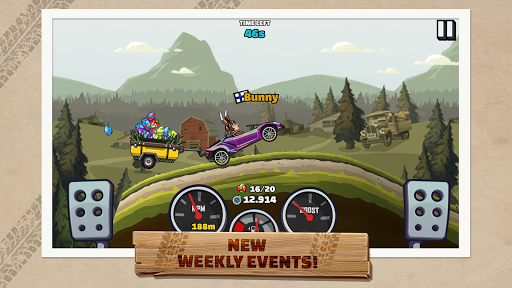 Hill Climb Racing 2  screenshots 4