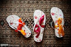Foto 0006. Marcadores: 28/11/2009, Casamento Julia e Rafael, Havaianas, Lembrancinha, Rio de Janeiro, Via Beach