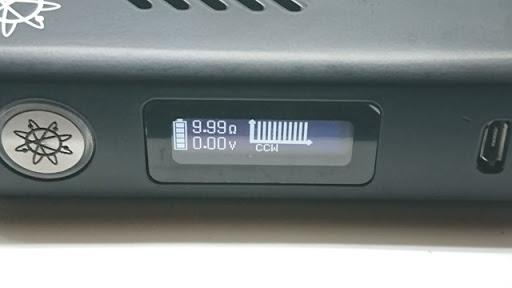 DSC 2713 thumb%25255B3%25255D - 【MOD】中華マスプロMOD「DOVPO ROGUE100 MOD」「TESLACIGS NANO 120W MOD」同時レビュー。100Wオーバーのハイパワー温度管理マシン!【爆煙/BOX MOD】