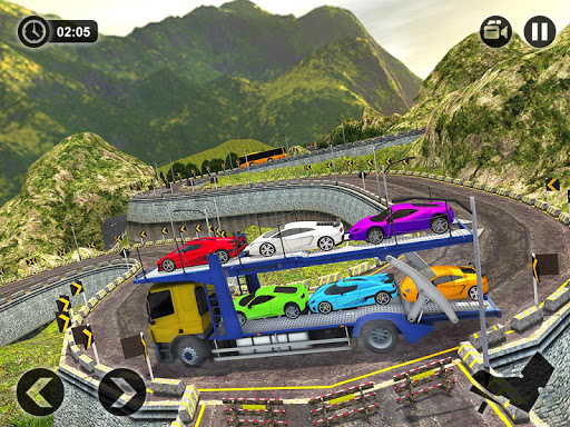 Car Transporter Cargo Truck Driving Game 2018 1.0 screenshots 12