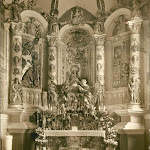075 Pamiątka Konsekracji ołtarza w kościele św. Marii Magdaleny 1929.jpg