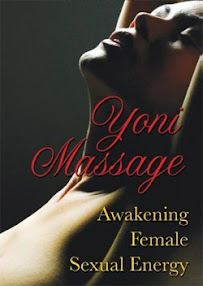 Cover of Louise Andree Saulnier's Book The Yoni Massage For Women