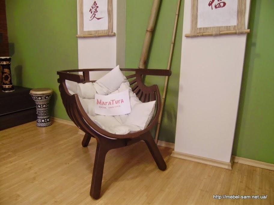 Финальный вид кресла