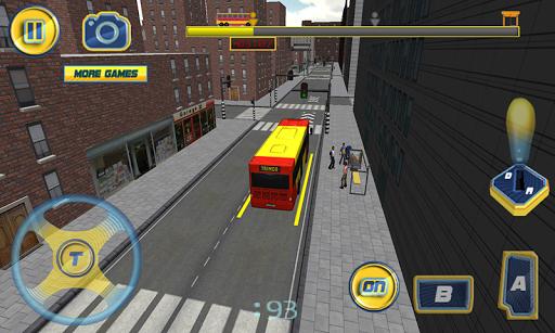 玩免費模擬APP|下載3D巴士驾驶模拟器 app不用錢|硬是要APP