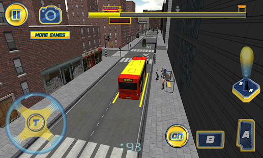 3D-Real-Bus-Driving-Simulator 3