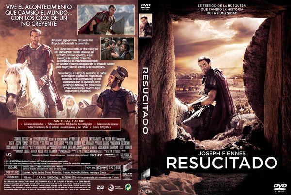 Resucitado – Castellano, Inglés – DVD9