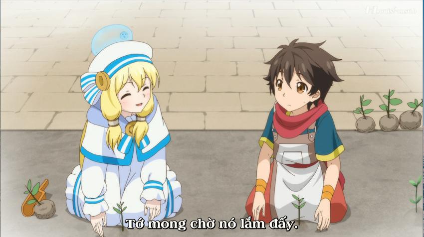 [HLouis Anime] Kami-tacho ni Hirowareta Okoto [Update tập 07]
