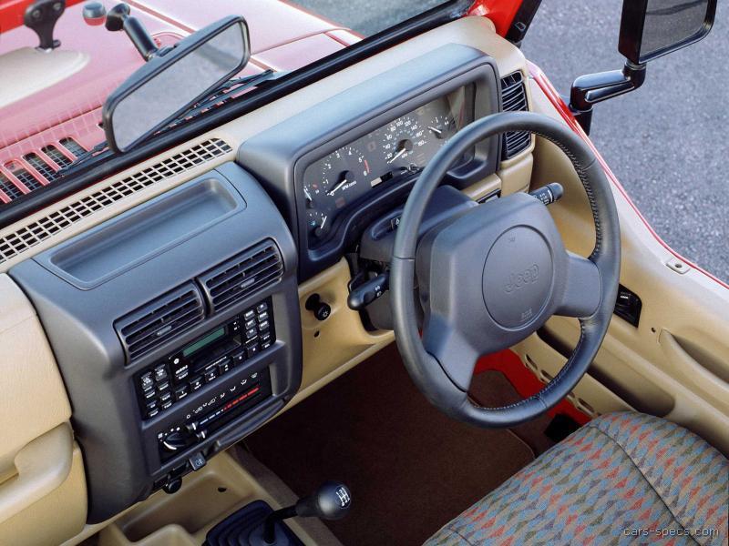 ... 1997 Jeep Wrangler 00008 ...
