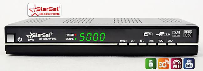 Starsat SR-4040 HD V2 07 Software Free Download 2017 - New Biss Key