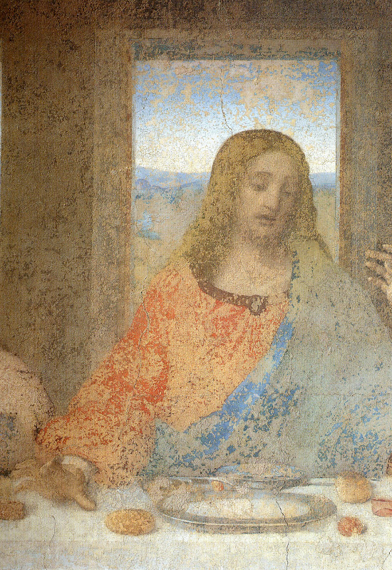 And the worlds worst restoration is artwatch 29 30 and 31 the central section of the last supper is here shown top before the last restoration during restoration middle and above after solutioingenieria Choice Image