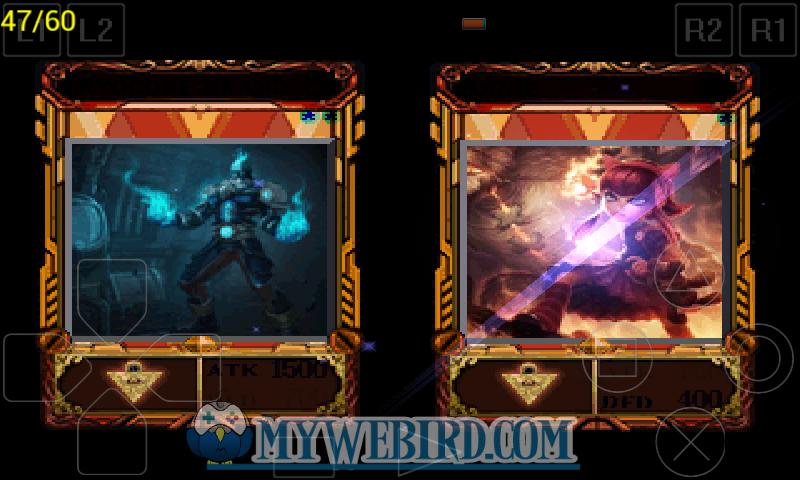 Yu-Gi-Oh! Forbidden Memories Mod LOL PS1