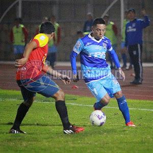 San Marcos de Arica 2-1 Union Española. 2.8.2014