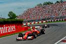 Kimi Raikkonen Ferrari F14-T