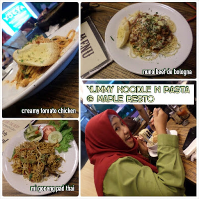 Arisan ilmu at Maple Tree Jogja