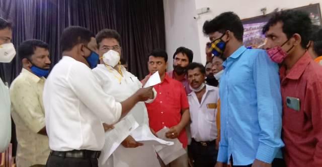 Appeal to Revenue Minister | ಡಿಸಿ ಮನ್ನಾ ಜಮೀನು ಅರ್ಹ ದಲಿತರಿಗೆ ಹಂಚಿ: ಕಂದಾಯ ಸಚಿವರಿಗೆ ಡಿಎಸ್ಎಸ್ ಆಗ್ರಹ