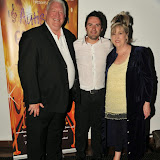 OIC - ENTSIMAGES.COM - George Gilbey with Mum Lynne and dad Pete at the Autism's Got Talent at The Mermaid Theatre, Puddle Dock London 9th May 2015 Photo Mobis Photos/OIC 0203 174 1069