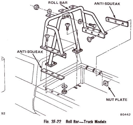J10 Roll Bar