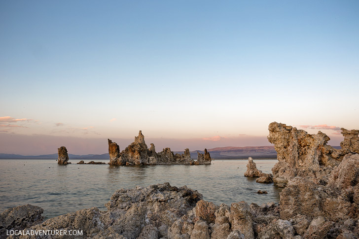 Mono Lake Tufa Towers // California Road Trip Destinations.