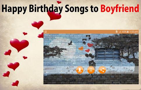 grattis på födelsedagen text pojkvän Grattis på födelsedagen sånger till pojkvän – Appar på Google Play grattis på födelsedagen text pojkvän