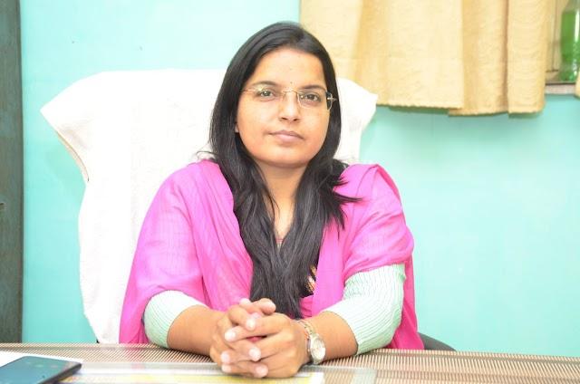 सूचना अधिकारी सुश्री मनोकामना राय ने आज अपना कार्यभार ग्रहण