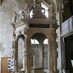 Église Notre-Dame-de-la-Nativité : baptistère