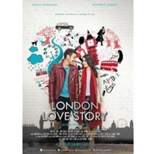 sinopsis cerita film london love story michelle ziudith