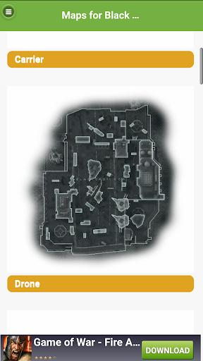 玩免費娛樂APP|下載Maps for Black Ops II app不用錢|硬是要APP
