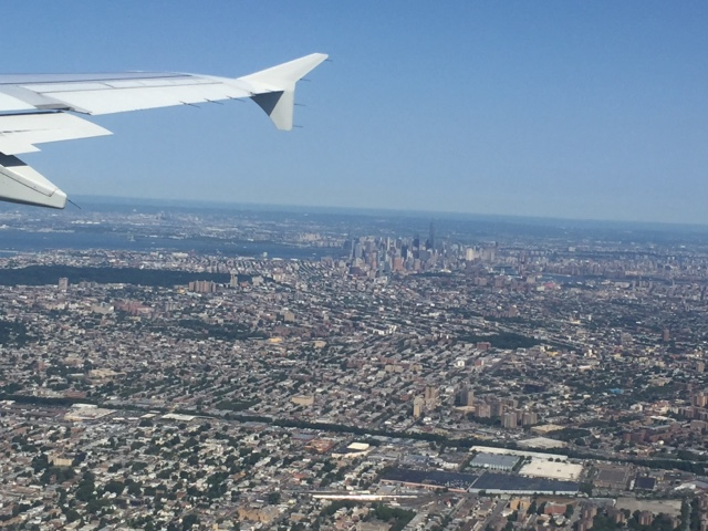 Travel Photos: My View from Above NYC Skyline