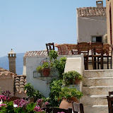 Monemvasia. The old Town