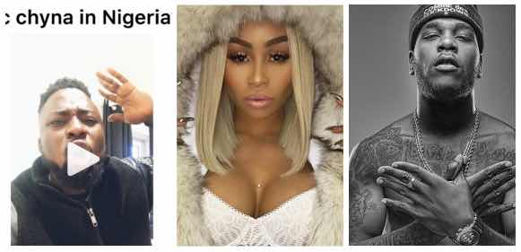 Comedian, Klintoncod Blasts Burna Boy and All Those Criticizing Blac Chyna's Visit To Nigeria (Video)