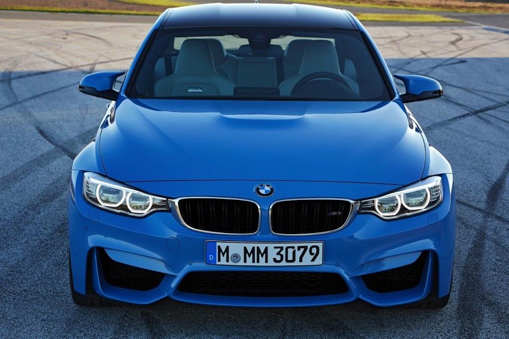 2015 BMW M3 Sedan 403